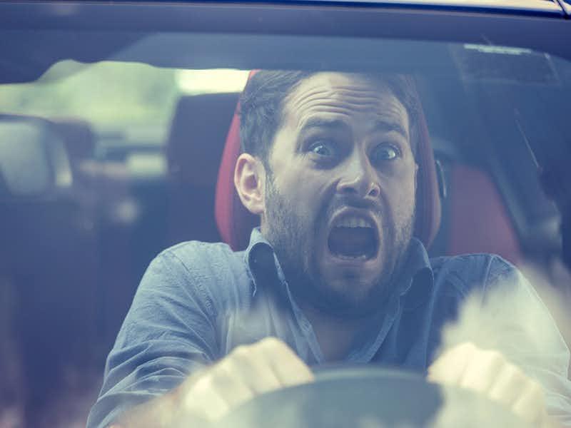 ขับรถไม่มีใบขับขี่ ใบขับขี่หมดอายุ