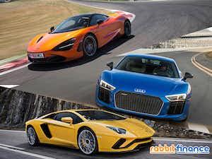 รถที่เร็วที่สุดในโลก