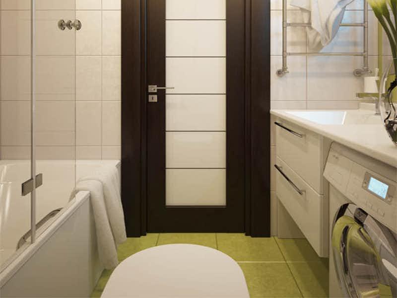 ฮวงจุ้ยห้องน้ำ ห้องน้ำทำเอง