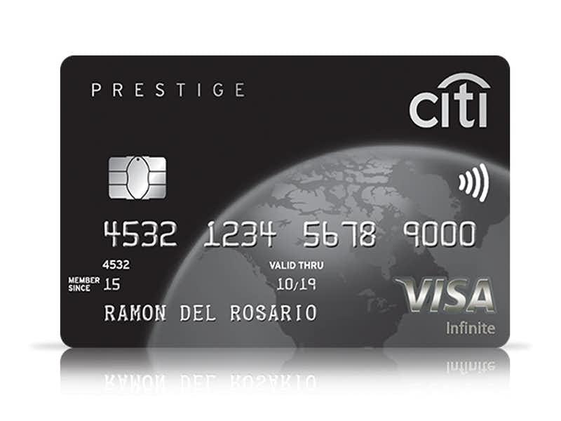 โปรโมชั่นบัตรเครดิต Citi Bank