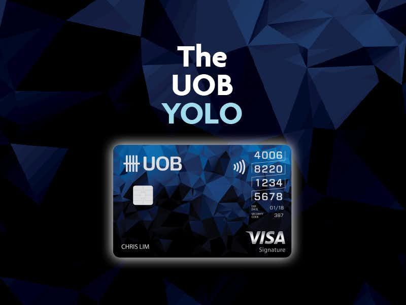 โปรโมชั่นบัตรเครดิต UOB