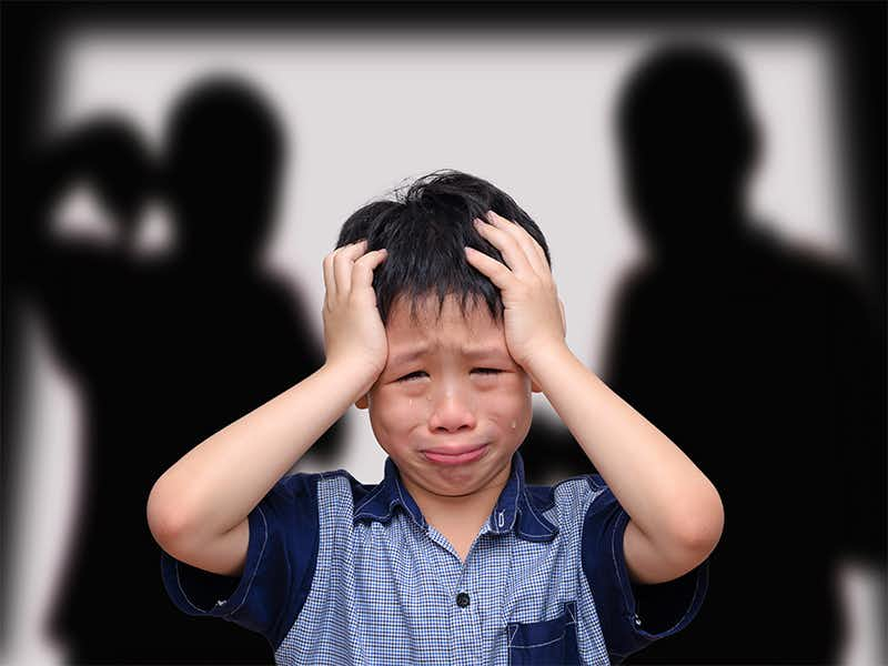 ความรุนแรงในครอบครัว