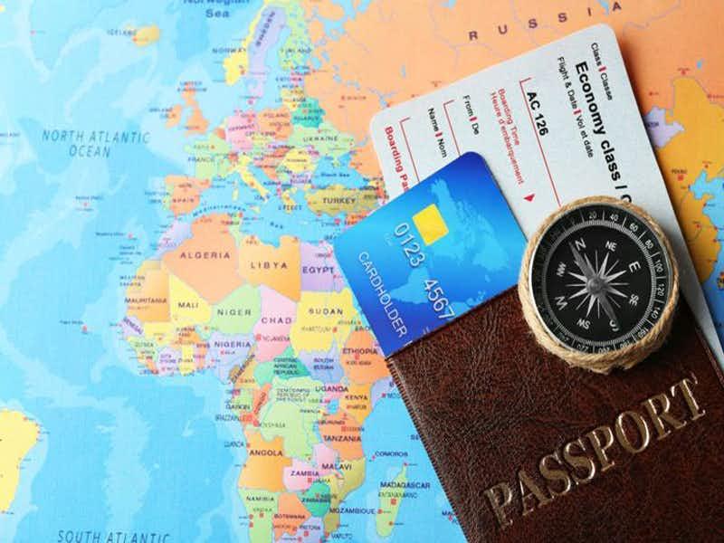ประกันการเดินทางบัตรเครดิต บัตรเครดิตสะสมไมล์