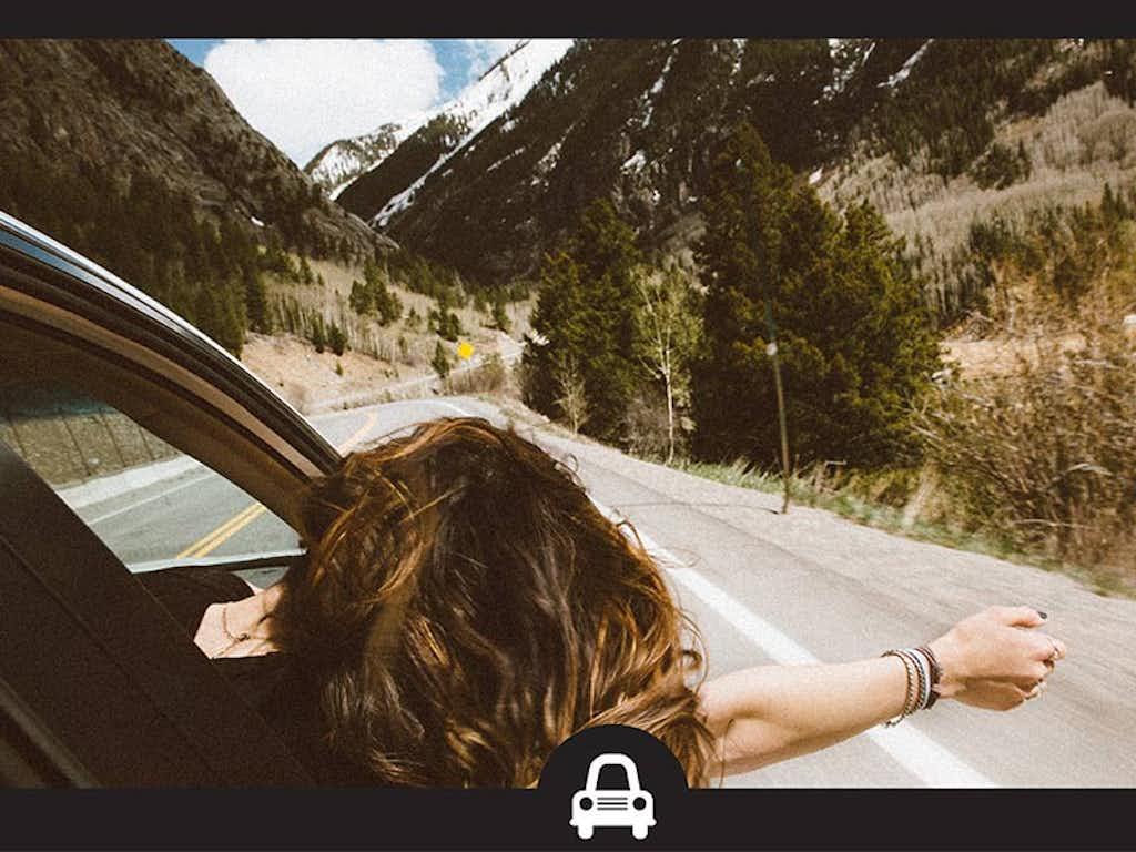 ขับรถทางไกล