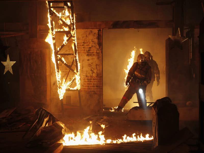 ไฟไหม้ ประกันอัคคีภัย สถานีดับเพลิง