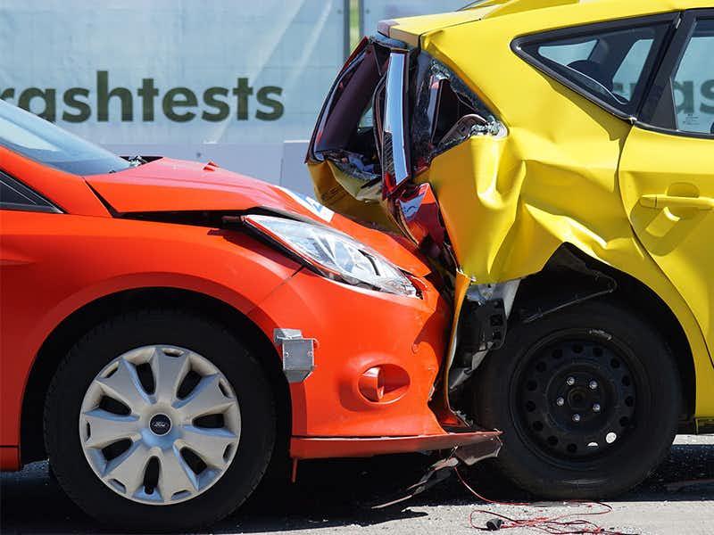 พ.ร.บ.รถยนต์ อุบัติเหตุรถยนต์