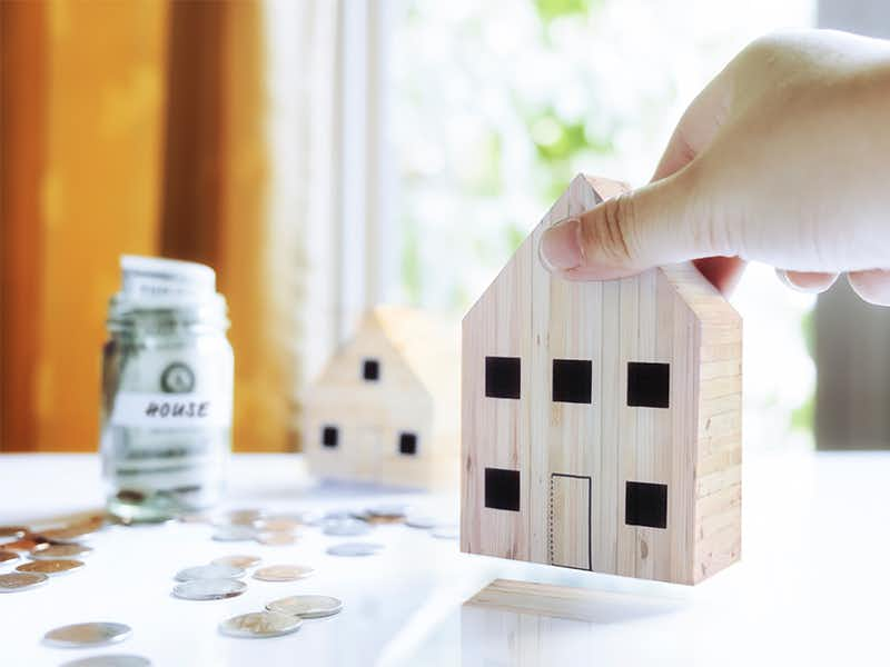 การลงทุน กู้เงินซื้อบ้าน