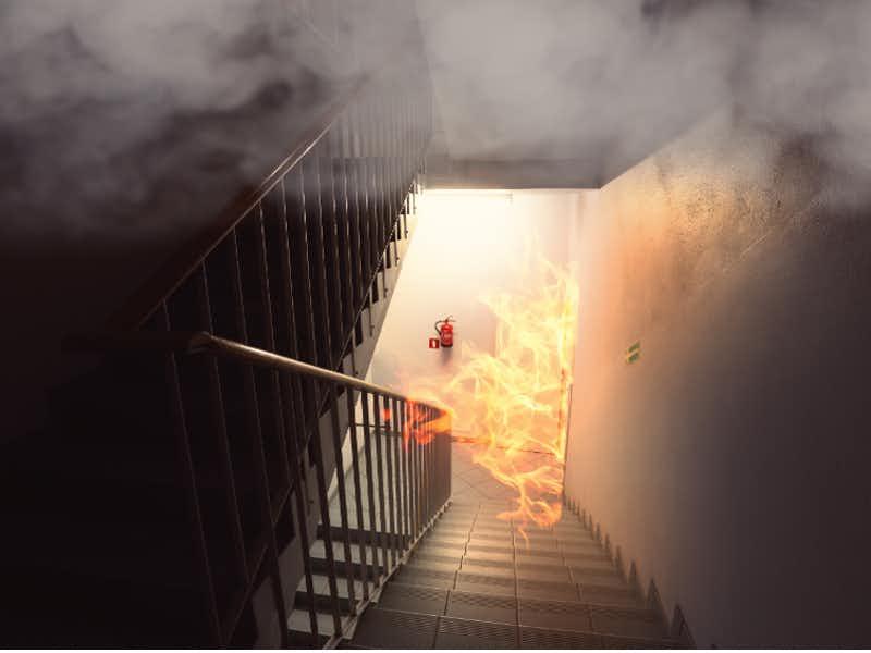 ไฟไหม้ ประกันอัคคีภัย ไฟฟ้าลัดวงจร