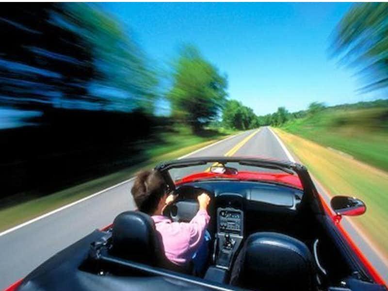 ขับรถเร็ว กฎหมายใหม่ กทพ