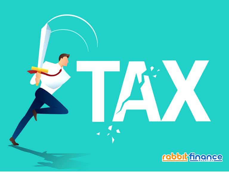 ลดหย่อนภาษี