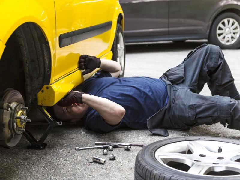 อู่ซ่อมรถ