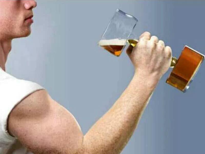 เบียร์กับการออกกำลังกาย