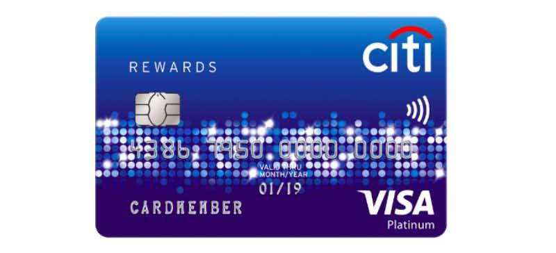 บัตรเครดิตซิตี้