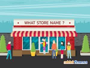 ตั้งชื่อร้าน