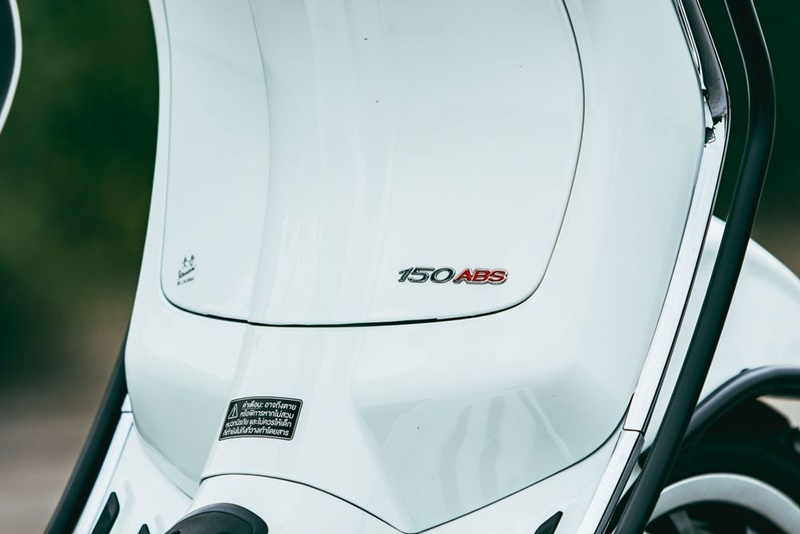 Vespa Sprint 150 I-GET ABS