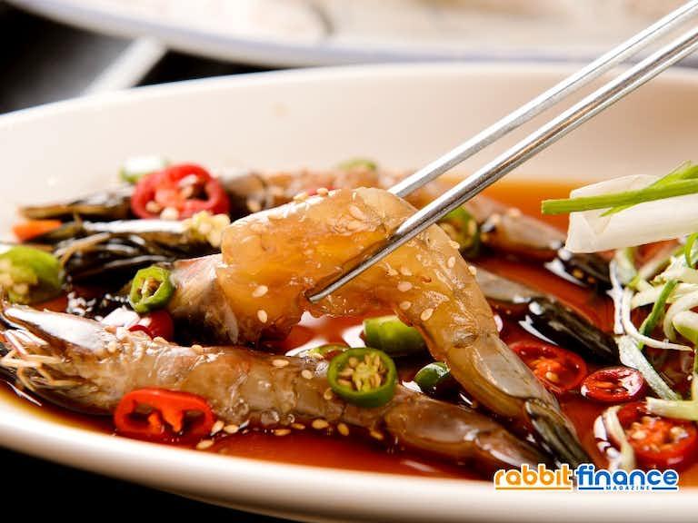 กุ้งดองเกาหลี-ปูดอง-กุ้งแชน้ำปลา