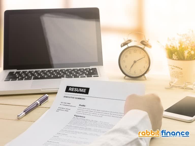 resume-เรซูเม่-สมัครงาน