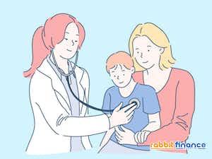 ประกันสุขภาพเด็ก
