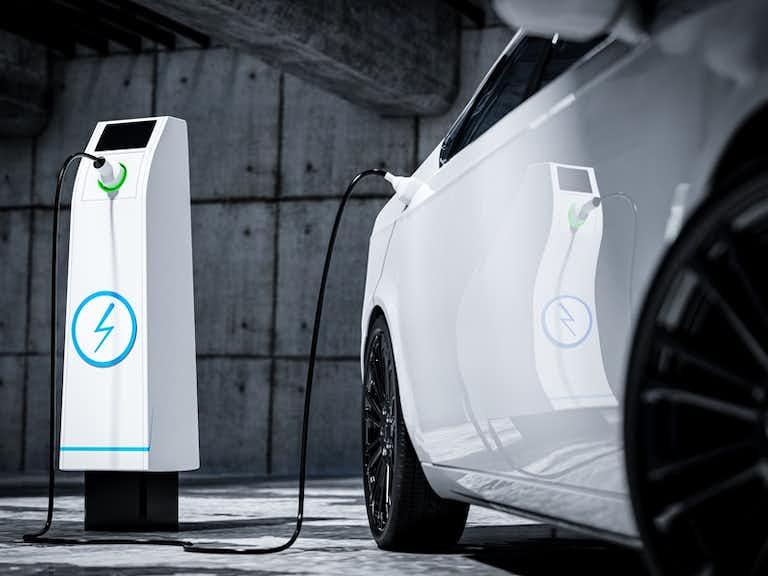 รถยนต์ไฟฟ้า